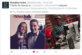 RubyBlue-Featured-on Newstalk-fm
